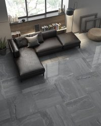 Whistler Grey Wall and Floor Tile 600x300mm