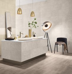 Napoli Grey Wall Tile 600x300mm