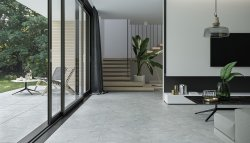 Summit Light Grey Internal Floor Tile 593x593mm