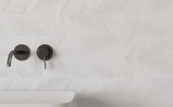 Echo Blanco Décor Wall Tile 600x300mm