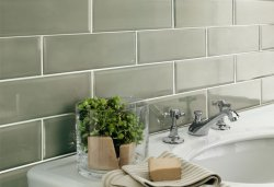 Edge Salvia Wall Tile 100X300mm