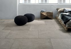 Calvi Taupe Floor and Wall Tile 614x408mm