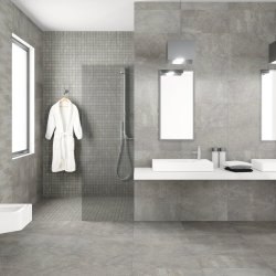 Materia Grey Décor Floor & Wall Tile 300X600mm