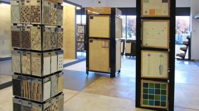 Enhanced tile displays enable customers to make informed choice