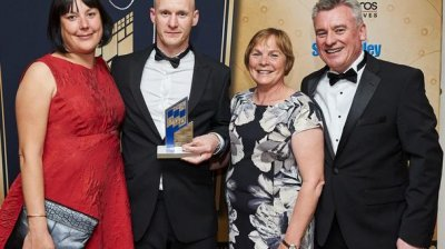 Peter Oates Wins Prestigious Employee of the Year Award