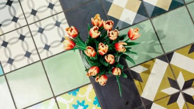 Brightening Up Small Spaces with Tiles