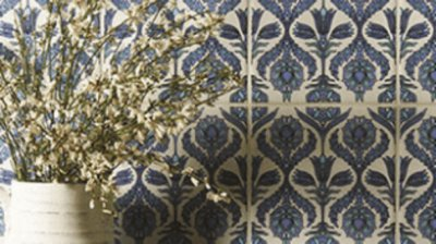 Patterned Tiles For Making A House A Home
