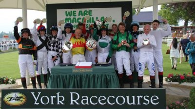 Record Set at Charity Race Day