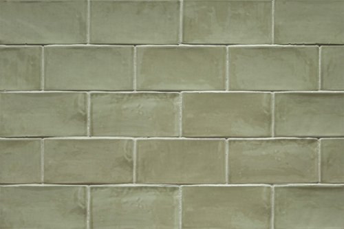 Marseilles Olive Wall Tile 75X150mm